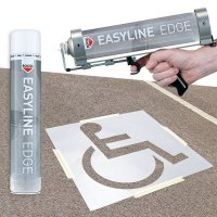 ROCOL® EASYLINE® Hand Held Applicator & Disabled Stencil Kit