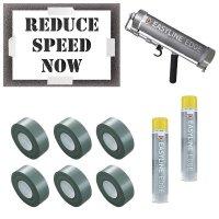 Reduce Speed Now Stencil Kit
