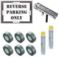 Reverse Parking Stencil Kit