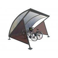 Moonshape Bicycle Shelter