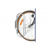 Wall Mounting Single Bicycle Rack