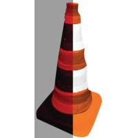 LED Collapsible Traffic Cone