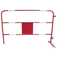 Reflective Safety Barrier