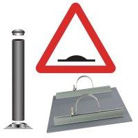 Traffic Sign Installation Kits - Road Hump