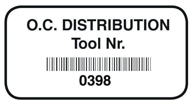 Mondo Bondo™ Labels