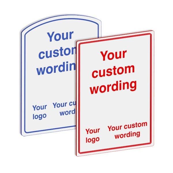 Custom School Premises Signs - Seton