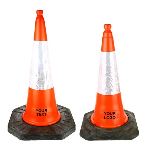 Custom Dominator Traffic Cone - Chemical Resistant Clothing