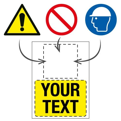 Custom Safety Signs - Seton