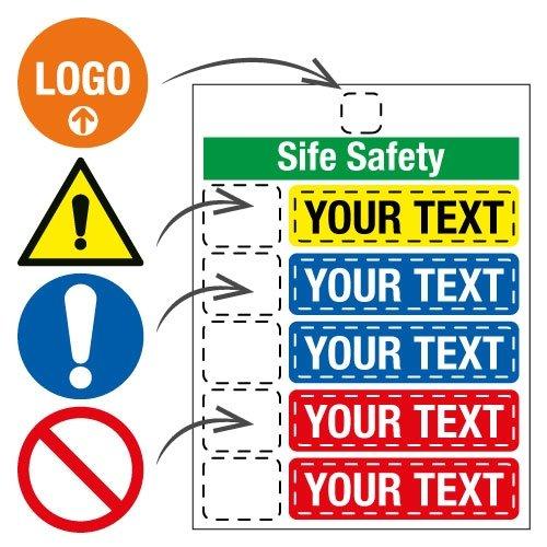 Custom Site Safety Signs - Seton