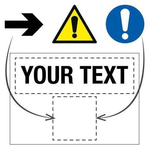 Custom Information Signs - Seton