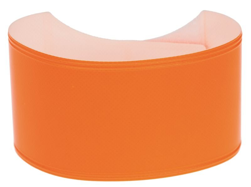Fluorescent PVC Armbands without Text