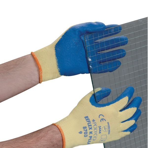 Polyco® Reflex K Plus Cut-Resistant Gloves - Cut & Puncture Resistant Gloves