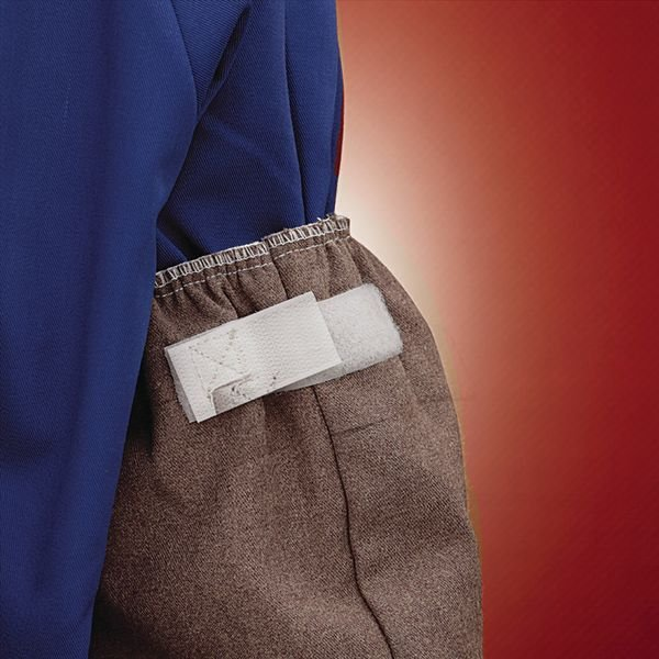Ansell Safe-Knit® Heat & Cut resistant Protective Sleeve - Safety Labels