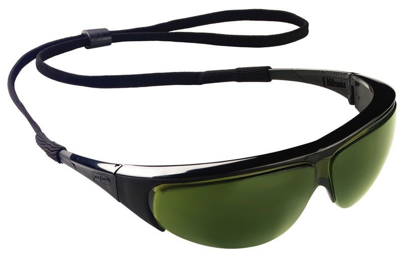 Honeywell Millenia Safety Glasses - Yellow Lenses