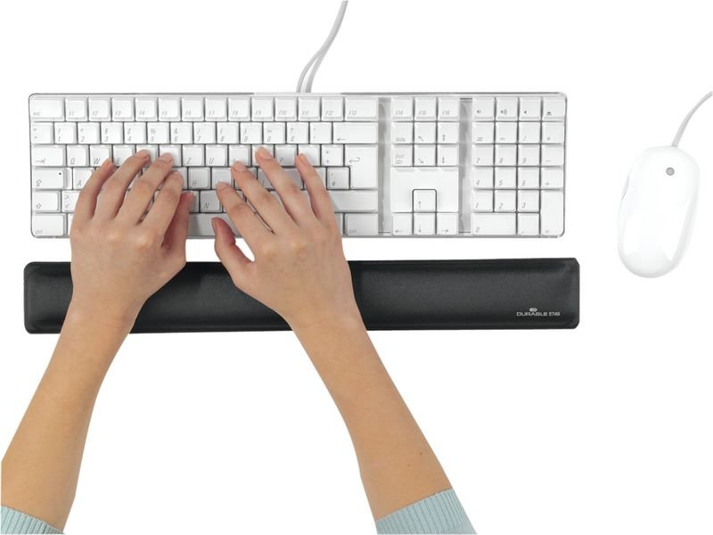 Durable Keyboard Wrist Support