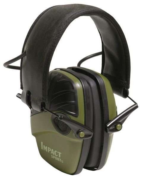 Honeywell Impact™ Sport Earmuffs - 25 dB