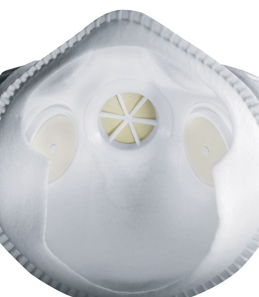 Uvex silv-Air E Series Dust Mask - Respiratory Protection