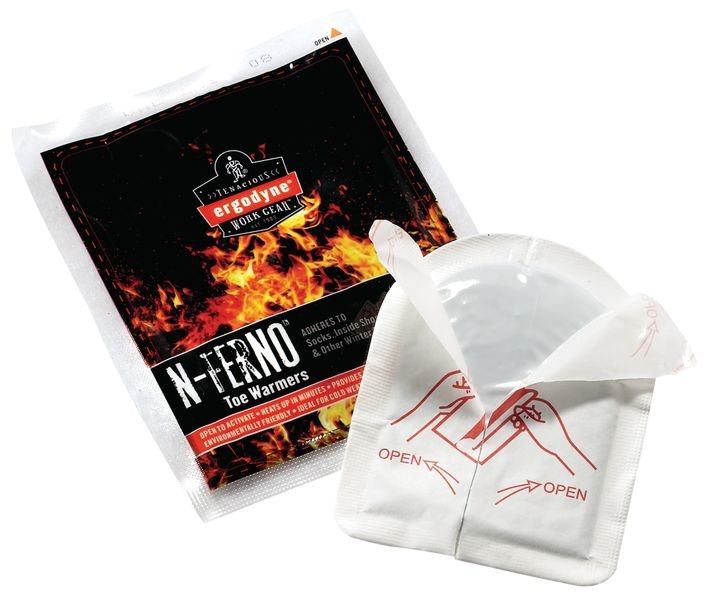 Ergodyne N-Ferno® Feet Warming Packs - Seton