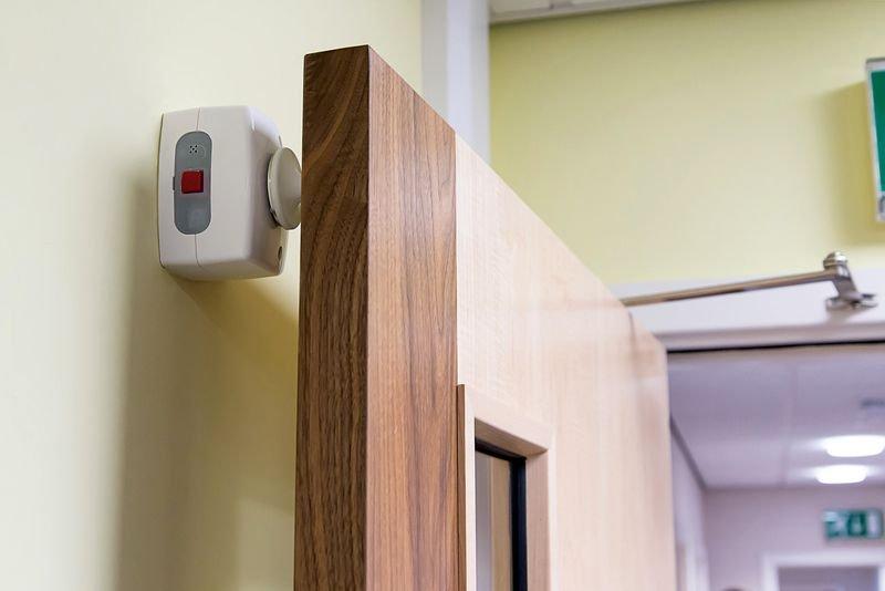Agrippa Acoustic Digital Door Holder - Seton
