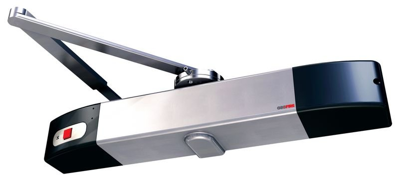 Agrippa Acoustic Digital Door Closer - Fire Door Accessories