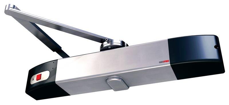 Agrippa Acoustic Digital Door Closer - UV Lamps