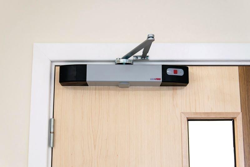 Agrippa Acoustic Digital Door Closer