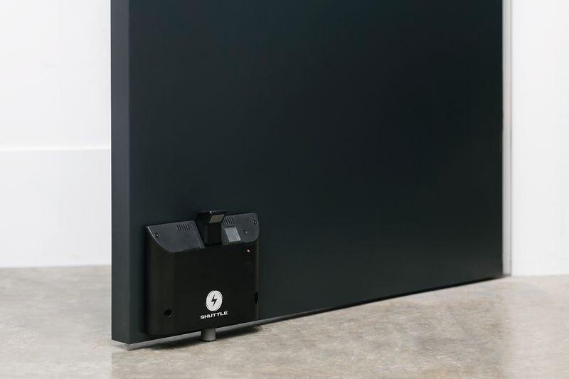 Sonicco Shuttle Premium Fire Door Retainer - Seton