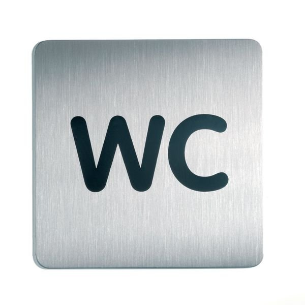 WC Toilet Sign