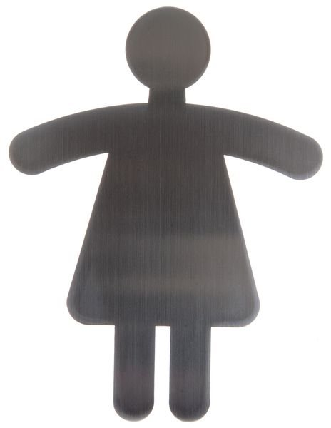Female Toilet Symbol