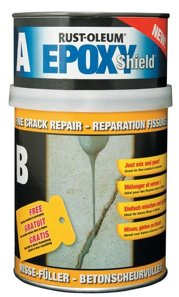 Epoxyshield Fine Crack Repair - Seton