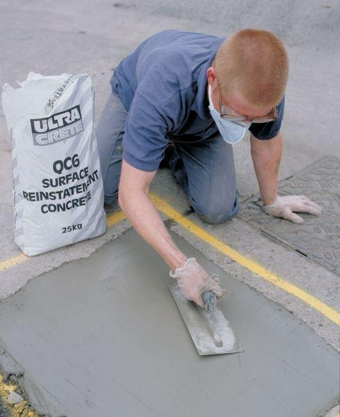 Instarmac Rapid Setting Surface Reinstatement Concrete - Seton
