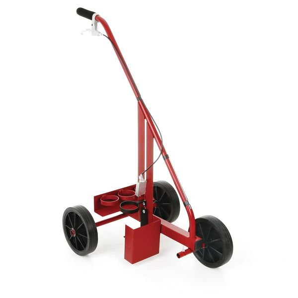 Setonline™ Line Marking System 3-Wheel Paint Applicator - Seton