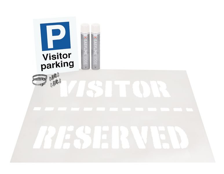 Visitor Parking Bay Update Kits