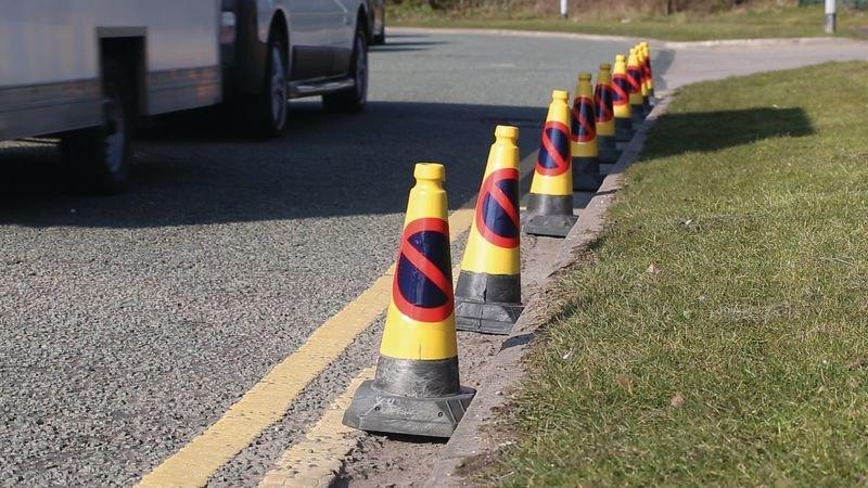 Roadhog No Waiting Cone - Seton
