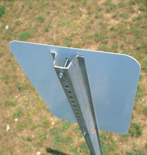 High Tensile Steel Signposts