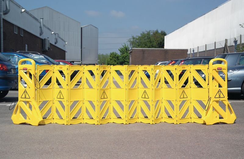 Barricaddy Safety Barrier System