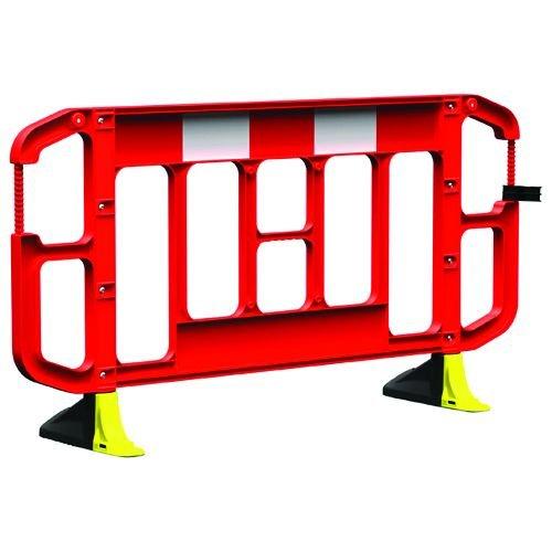 JSP® Titan Safety Barrier with Anti-Trip Feet - Seton