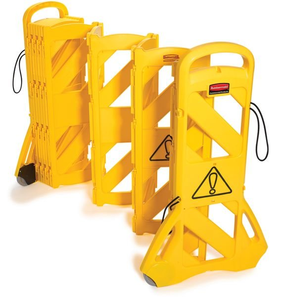 Barricaddy Safety Barrier System - Work Jackets & Coats