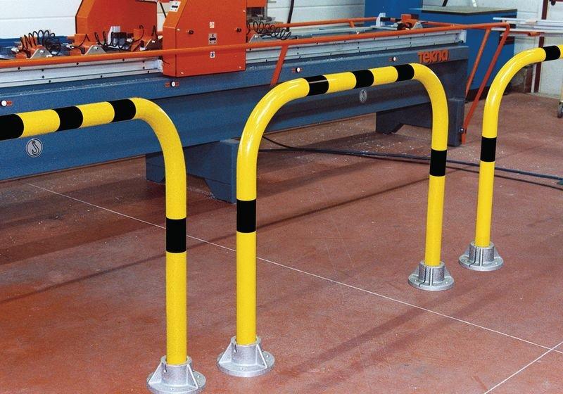 Modular Striped Hoop Guard