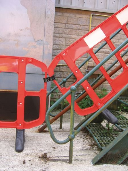 JSP® Titan™ Safety Barriers - Seton