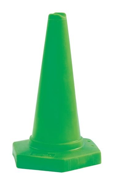 Colour-Coded Warning Cones