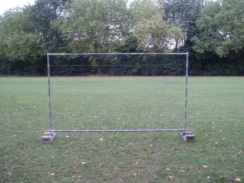 Anti-Climb Mesh Panel Fencing