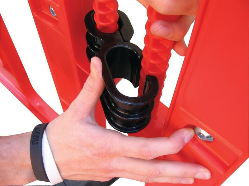 JSP® Safety Barrier Hinge Connectors - Seton