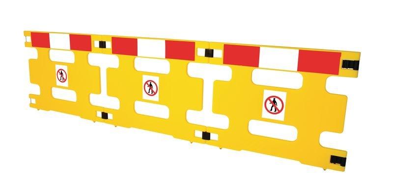 HandiGard Outdoor Barrier - Safety Barriers