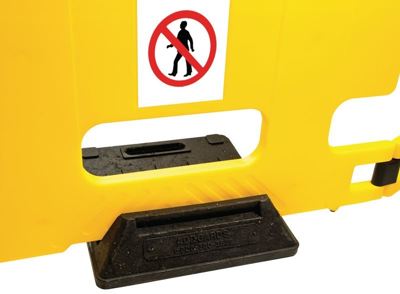 HandiGard Barrier Base Unit - Safety Barriers