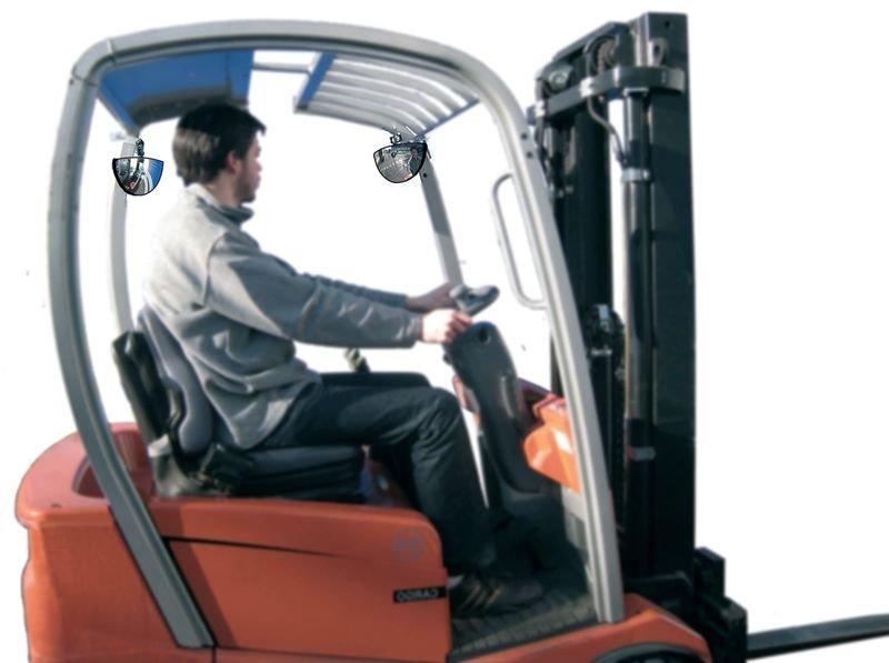 Fork Lift Truck Mirror - Seton