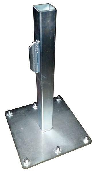 Adjustable Height Restrictor Ground Anchor - Seton
