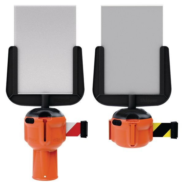 Skipper™ A4 Sign Holder - Cone Barrier Systems