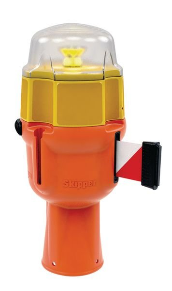 Skipper™ Rechargeable Highway Light - Cone Barrier Systems