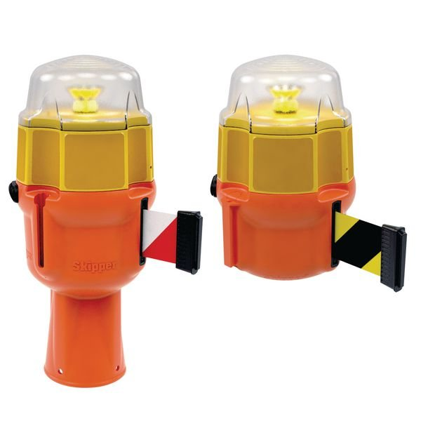 Skipper™ Rechargeable Highway Light - Barriers & Access Management